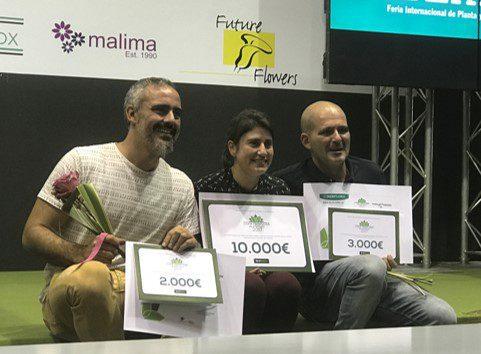 Finalistas Iberflora